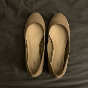 flats from torrid size 11w